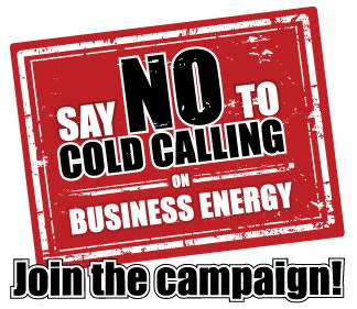 Say 'No' to Cold Calling · Energy Advice Line
