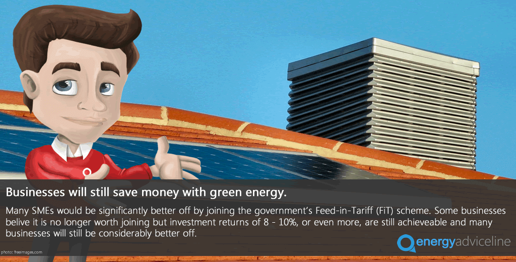 Commercial Electricity Bills Through Renewables.