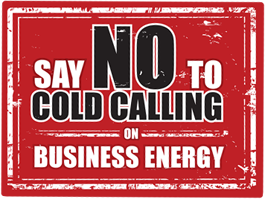 Say No To Cold Calling on Business Energy